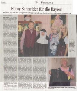 Romy Schneider Artikel