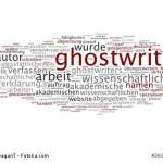 Suchen Sie einen Ghostwriter