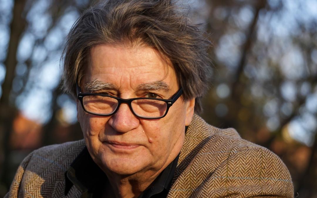Roger Fritz: Das Universalgenie ist unermüdlich